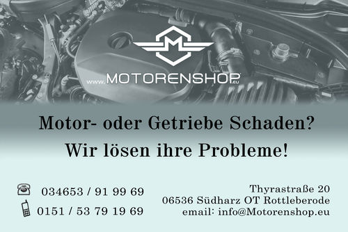 651901 Motor Merces-Benz - 100Tkm